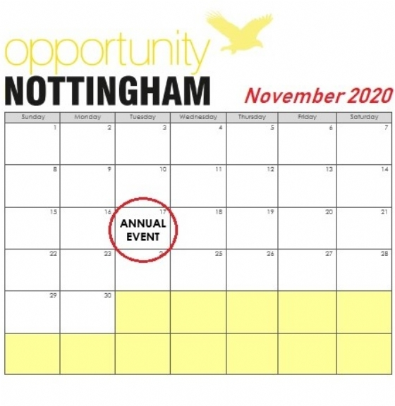 Save the date - Annual Event 2020